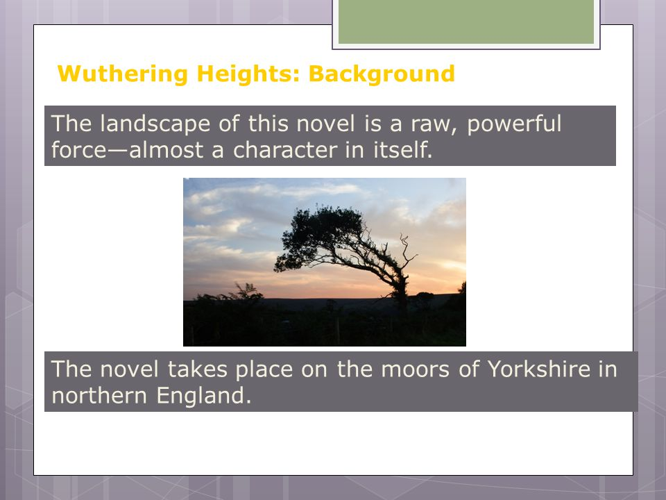 wuthering heights background