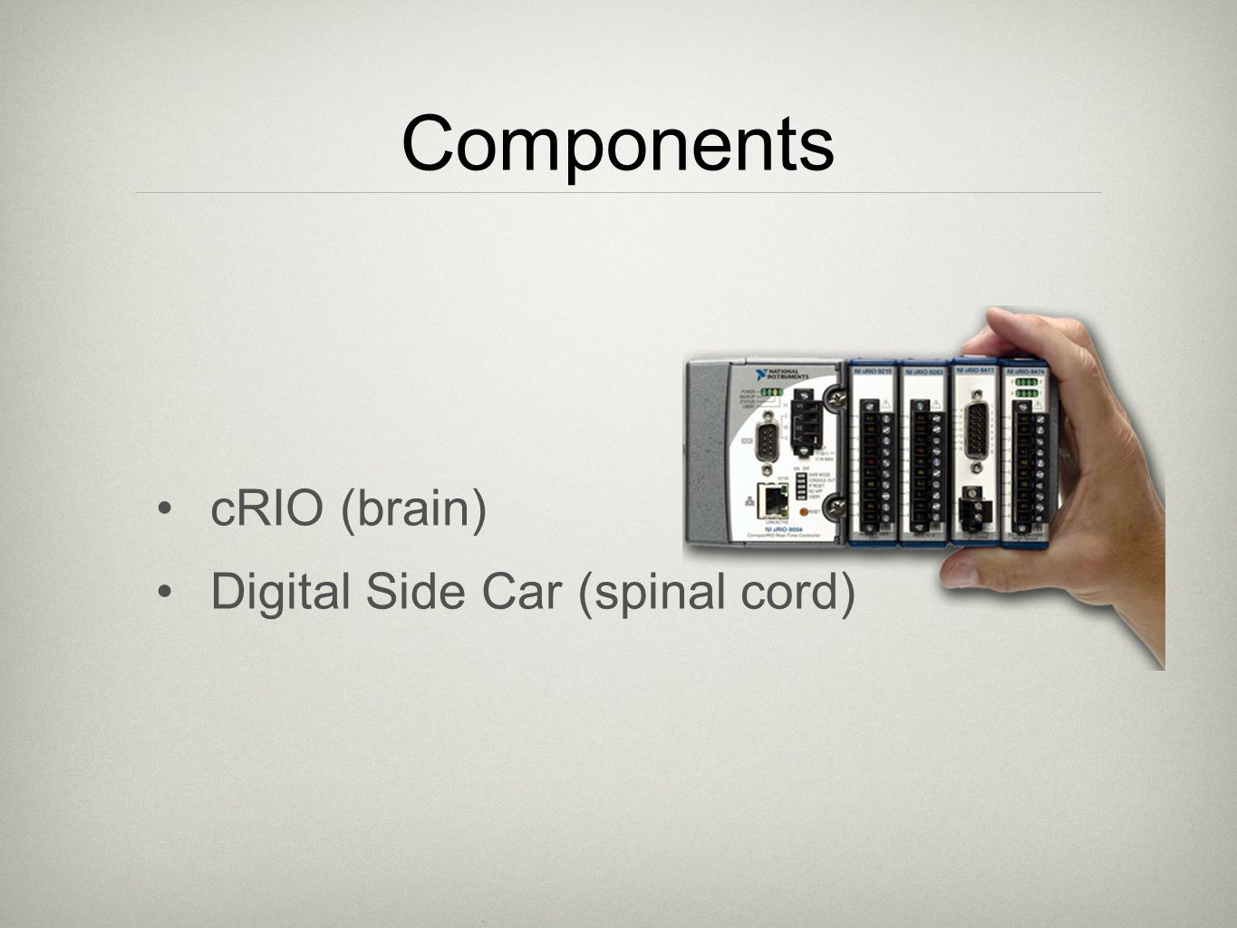 Components of a Successful FRC Electrical System - ppt video online ...