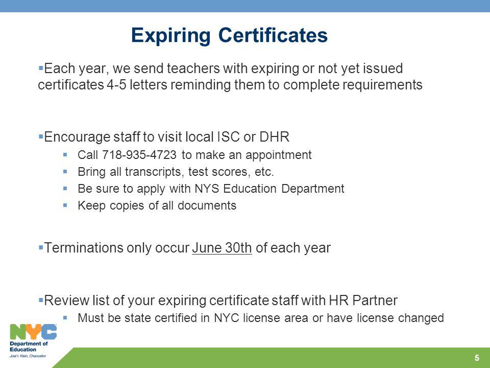 Agenda Teacher Certification Overview New Human Capital Profile ...