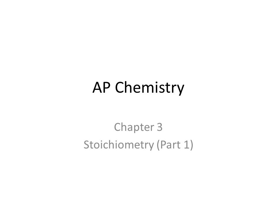 Chapter 3 Stoichiometry Part 1 Ppt Download. Chapter 3 Stoichiometry Part 1. Worksheet. Worksheet 5 3 Stoichiometry Part 1 At Clickcart.co