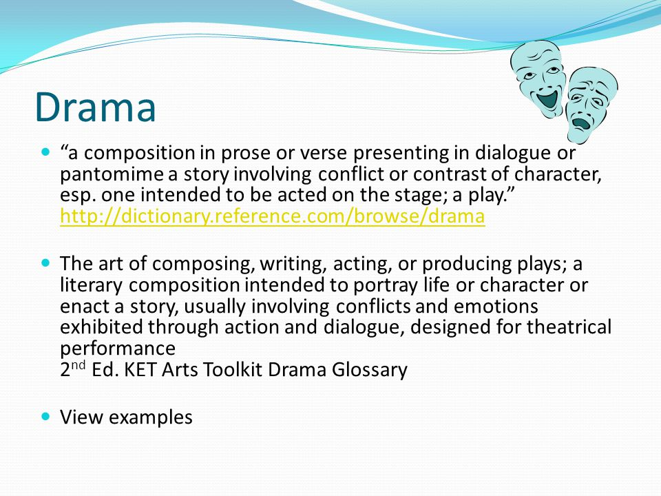 conflict dialogue examples