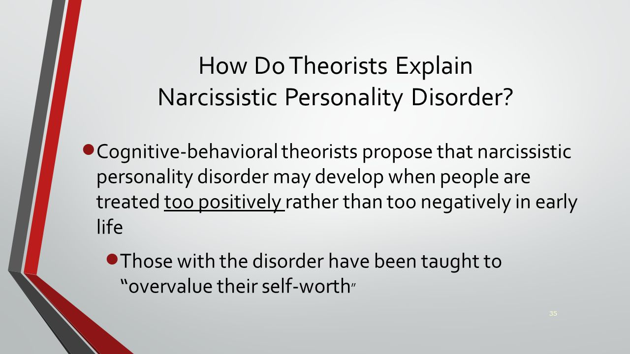 Personality Disorders - ppt video online download