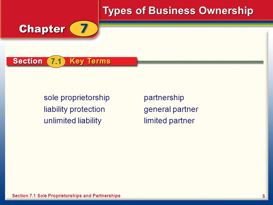 sole proprietorship liability protection unlimited liability