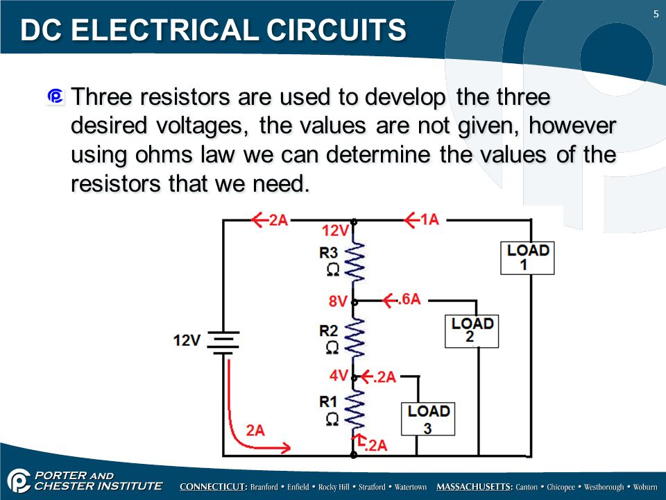 DC ELECTRICAL CIRCUITS - ppt video online download