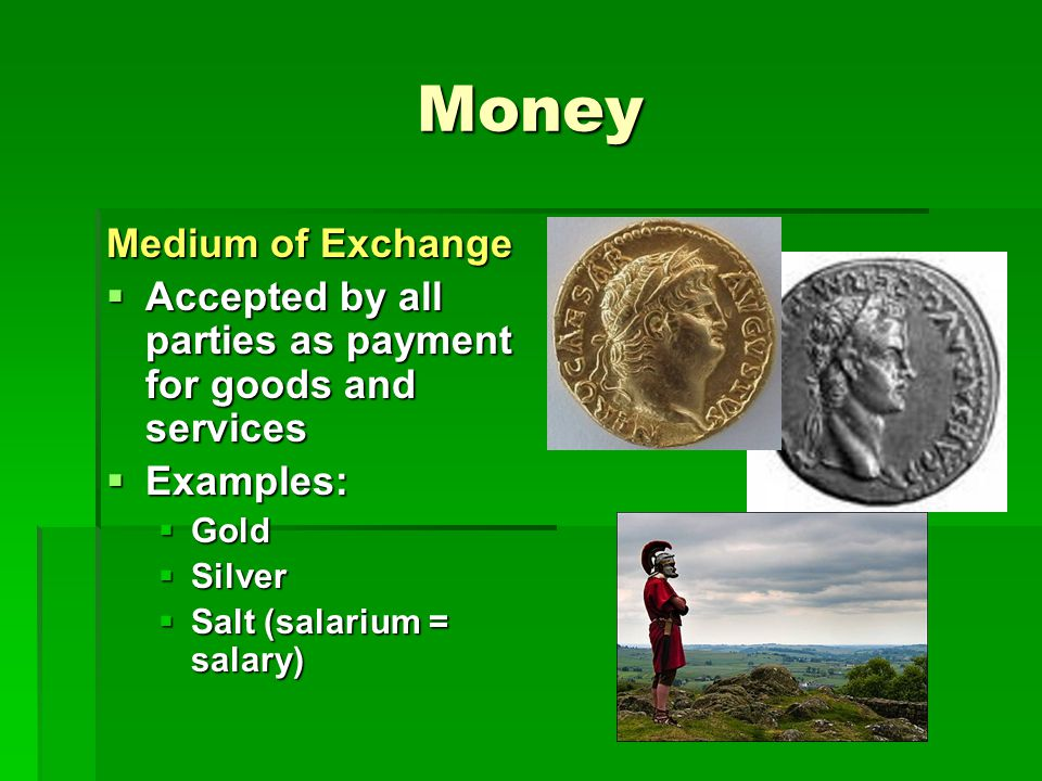 medium of exchange Bitcoin as a medium of exchange many true bitcoin enthusiasts actually prefer to use bitcoin as a medium of exchange they aren't interested in investment or speculation or trying to sell at a.
