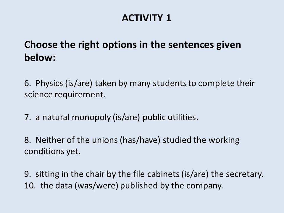ACTIVE AND PASSIVE VOICE SUBJECT VERB AGREEMENT VAGUE PRONOUNS - ppt ...