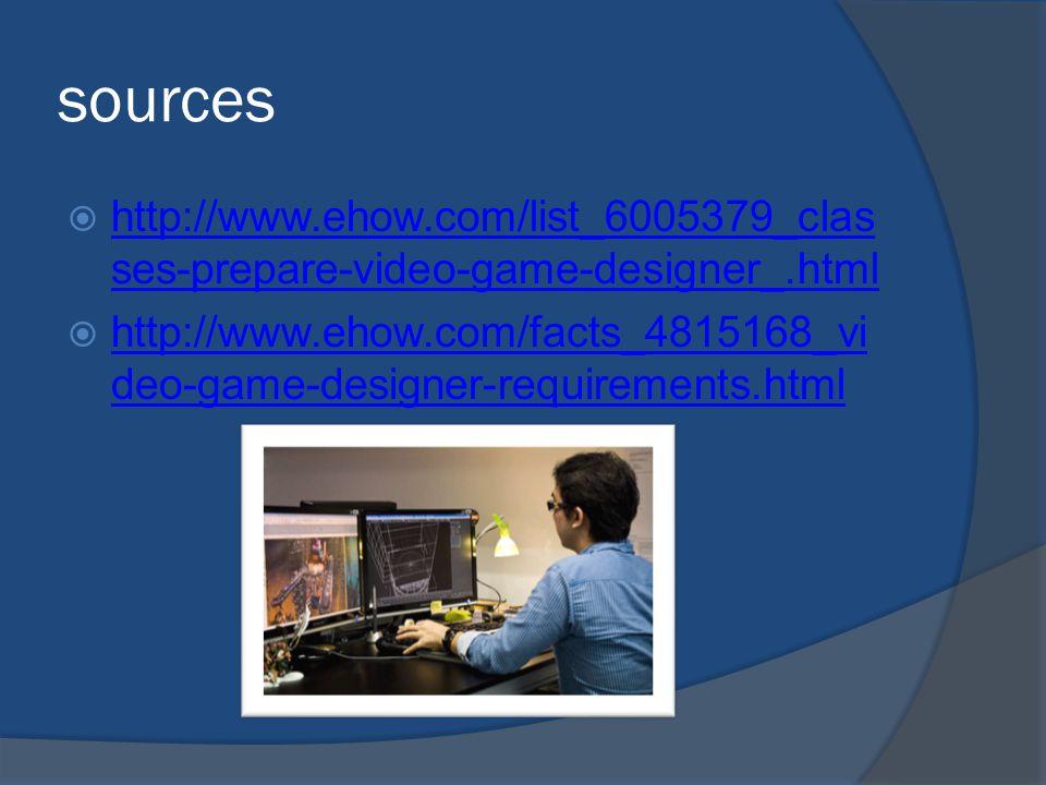 Video Game Designer Sean Verfaillie Ppt Download - Itt tech video game design