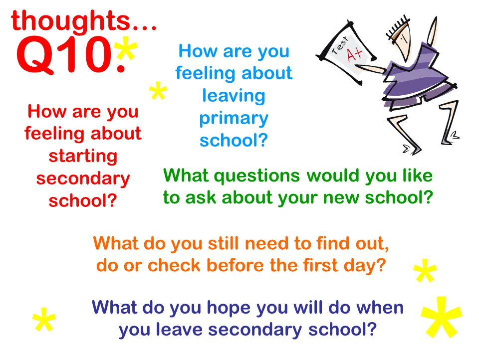 starting * secondary school * *  - ppt video online download