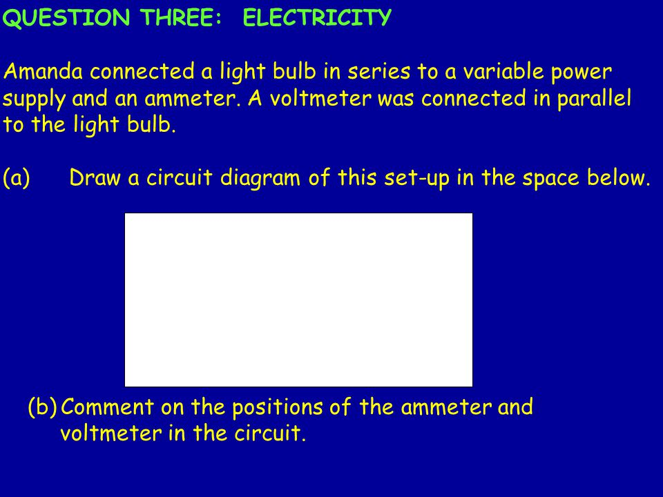 Electricity and Ohm's Law - ppt video online download