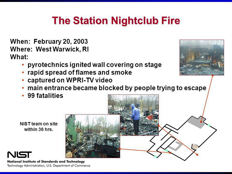 The Station Nightclub Fire