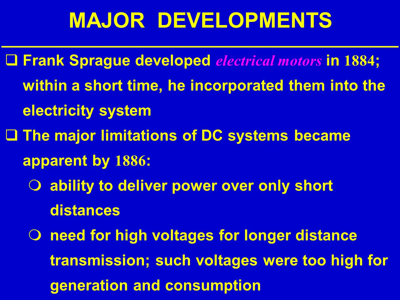 ECE 476 POWER SYSTEM ANALYSIS Lecture 1 - ppt download