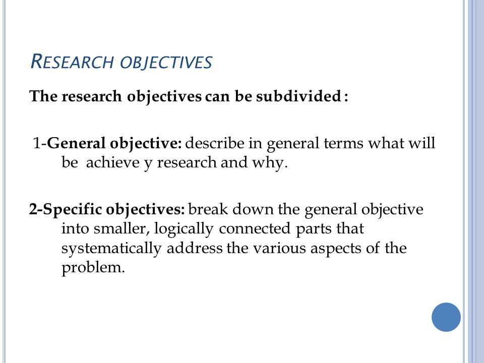 how to write a research proposal specific aims