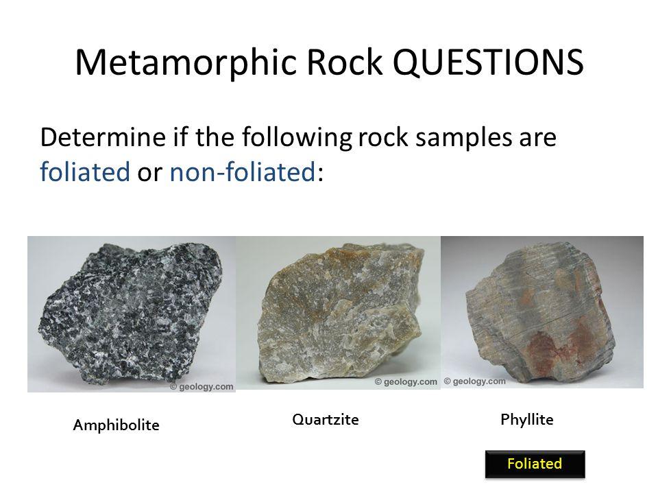 METAMORPHIC ROCK  - ppt video online download