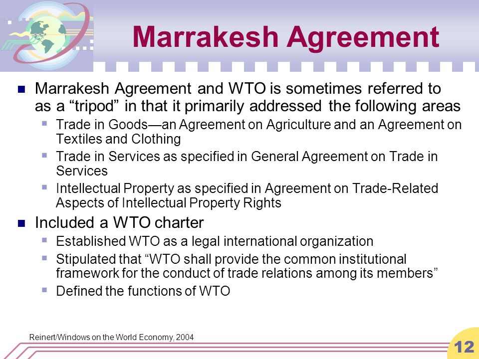 an essay on the world trade organization activities and legislation Essay # 1 introduction to the wto (world trade organisation): this is the most recent addition to the international business regime that was dominated for long by imf, wb, oecd, and similar agencies it has a strong mandate to perform that it inherited from gatt, with least manpower to work with.