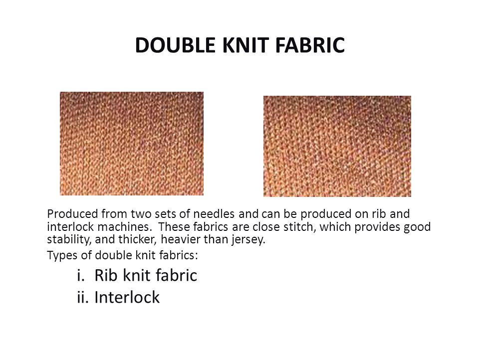 Knitting And Nonwoven Tech Ppt Video Online Download