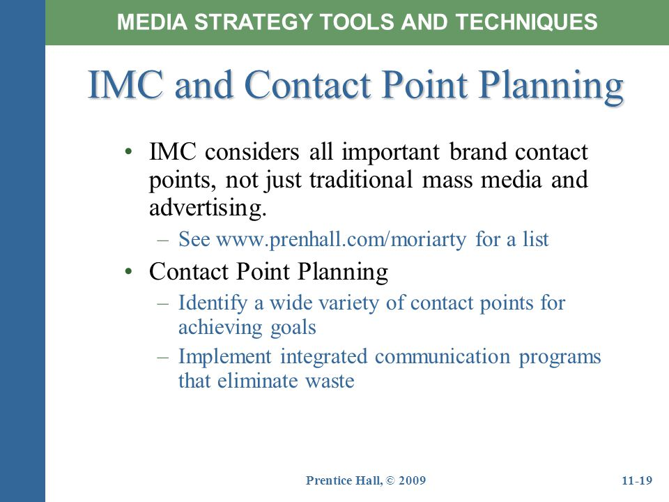 Media Planning and Buying Part 3: Practice: Where are Media