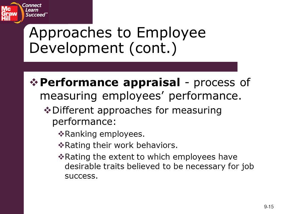 Chapter 9 Employee Development - ppt download