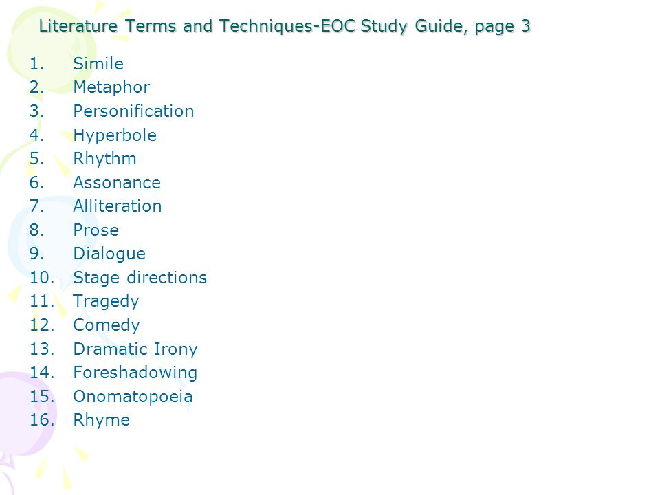 English ii staar eoc student review study guide | tpt.