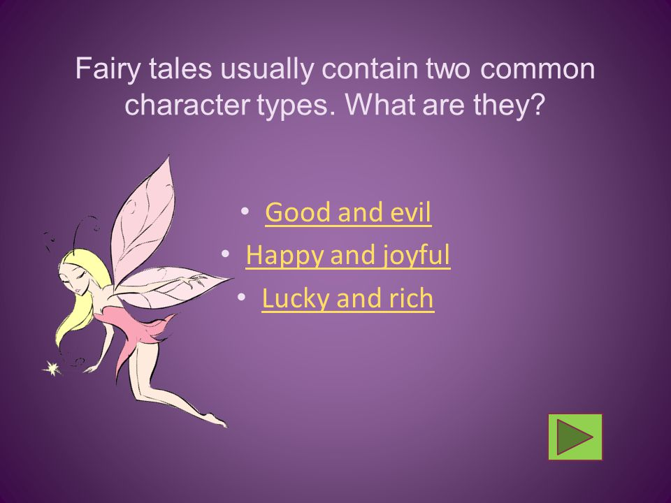 What are the Story Elements of a Classic Fairy Tale? - ppt video