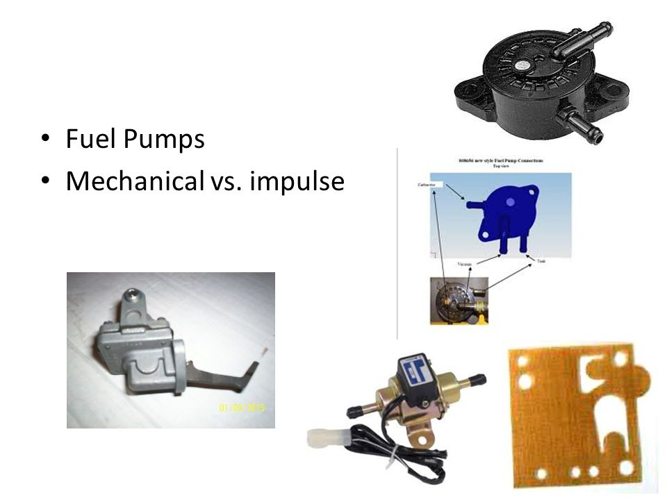 Fuel Supply, Air Induction, and Emissions - ppt video online download