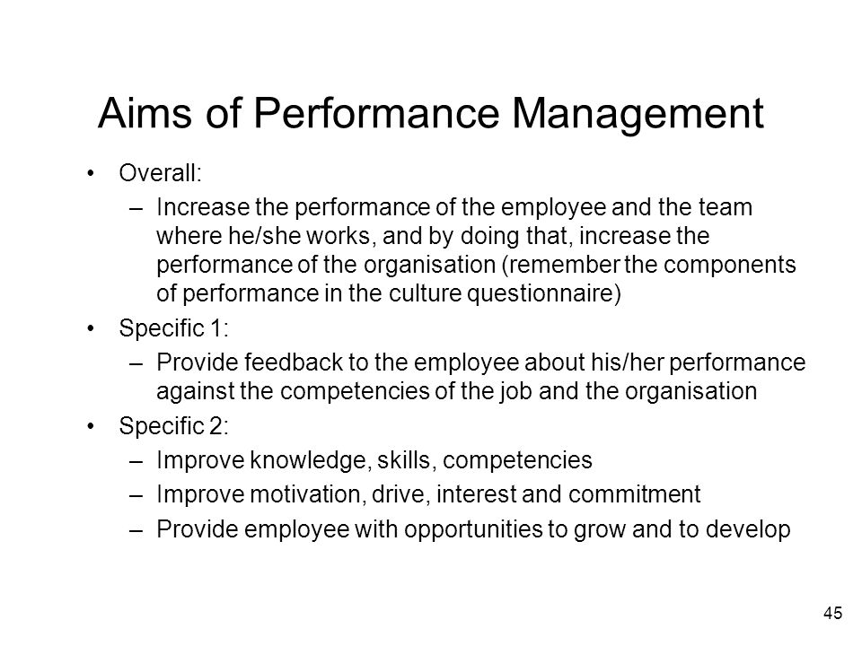 the performance management system at luminex organization Two examination of performance are available to the project manager, schedule performance index (spi) and cost performance index (cpi) each task should have a single wbs number and organizational code schedule the tasks in a logical manner so that lower level schedule elements.