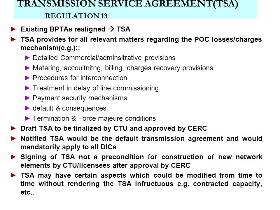 Sharing Of Ists Transmission Charges Losses Ppt Download