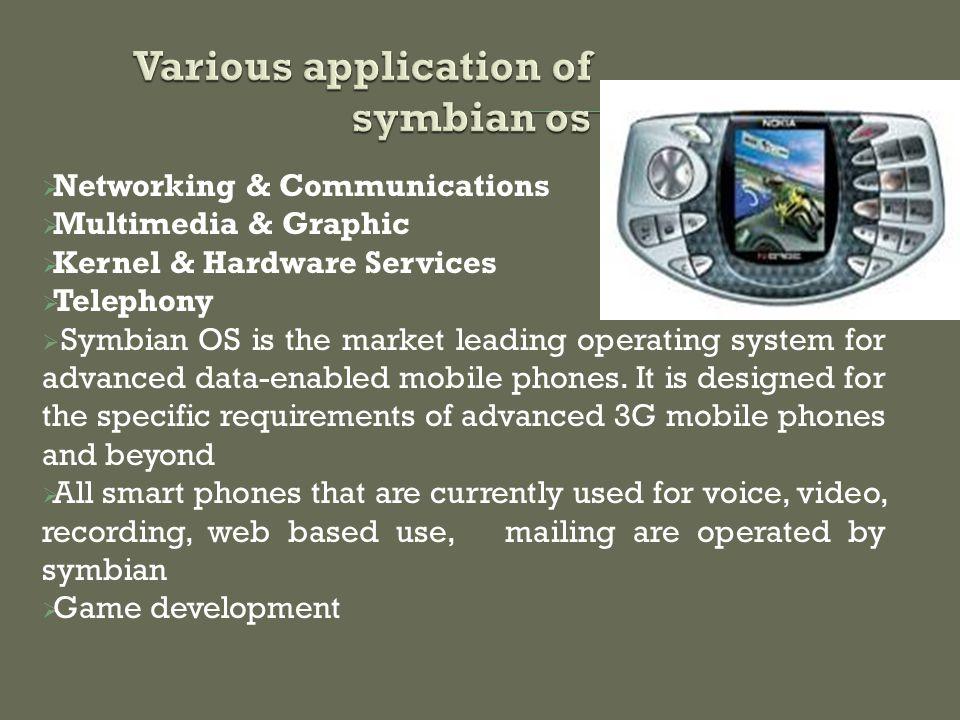 Symbian os with smart phones Guided by: Hetal A Josiyara