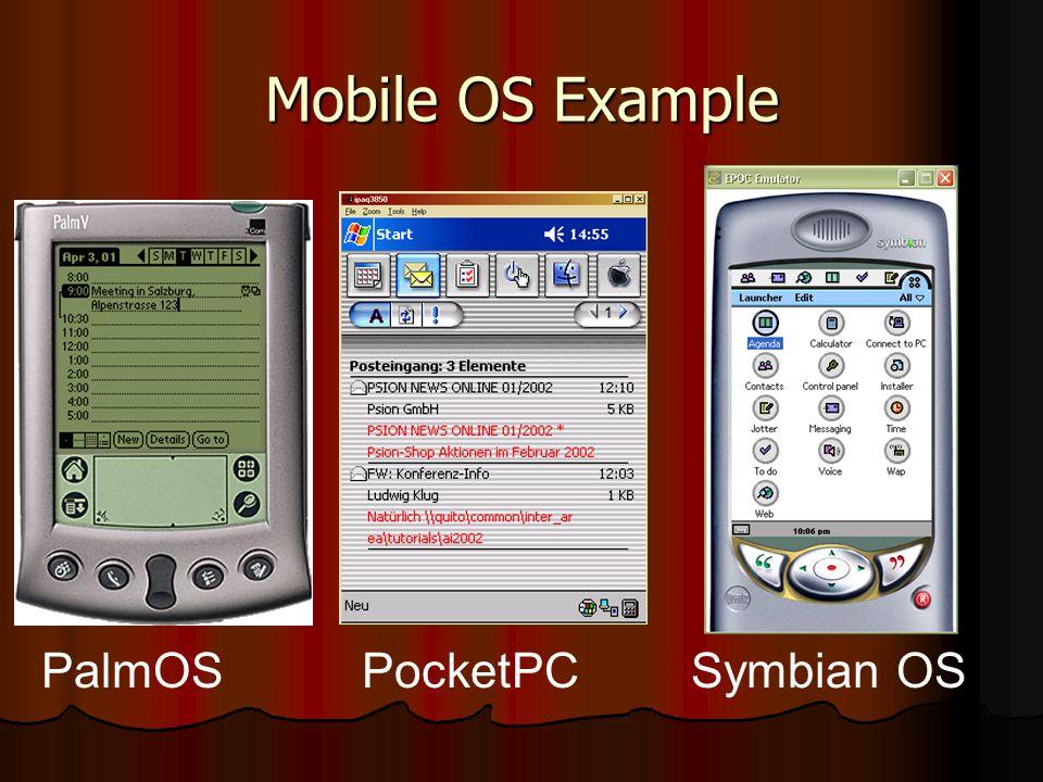 Symbian os programming language