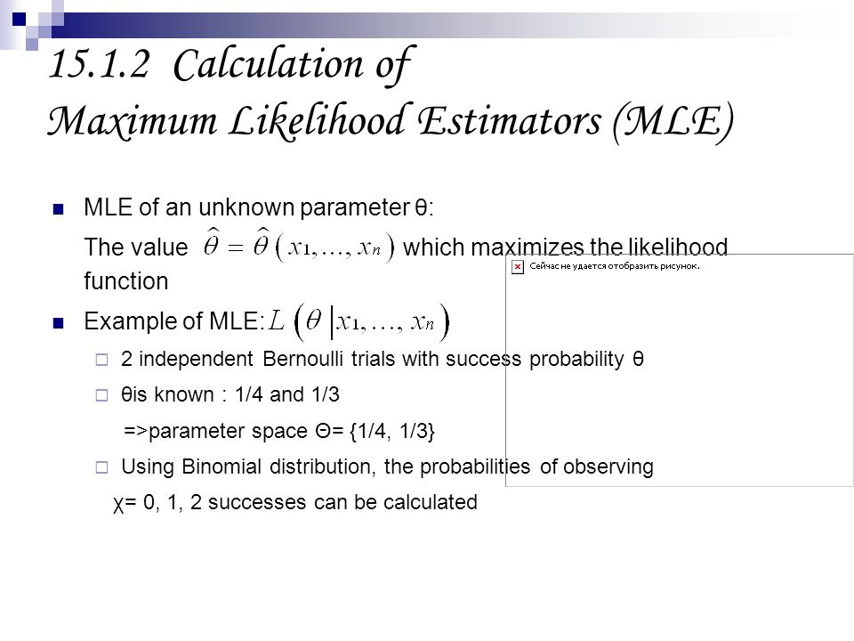 Chapter 15: Likelihood, Bayesian, and Decision Theory - ppt download