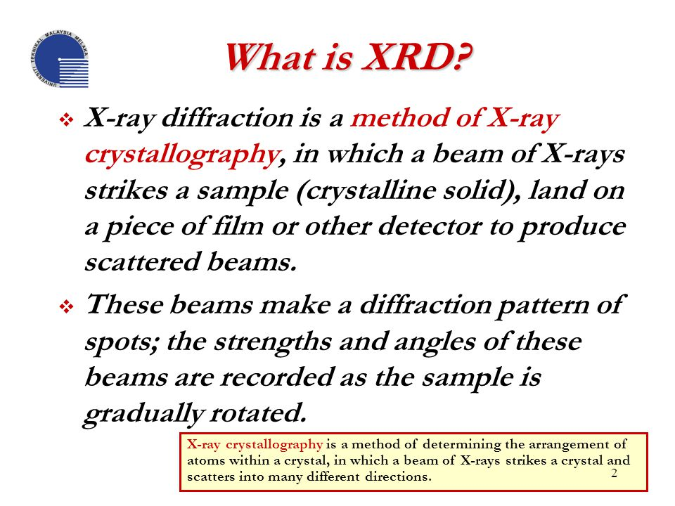 X ray diff lecture 3.