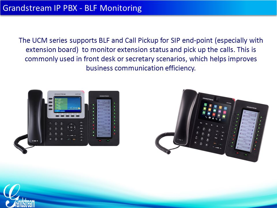 UCM6100 series & UCM6510 IP PBX  - ppt video online download