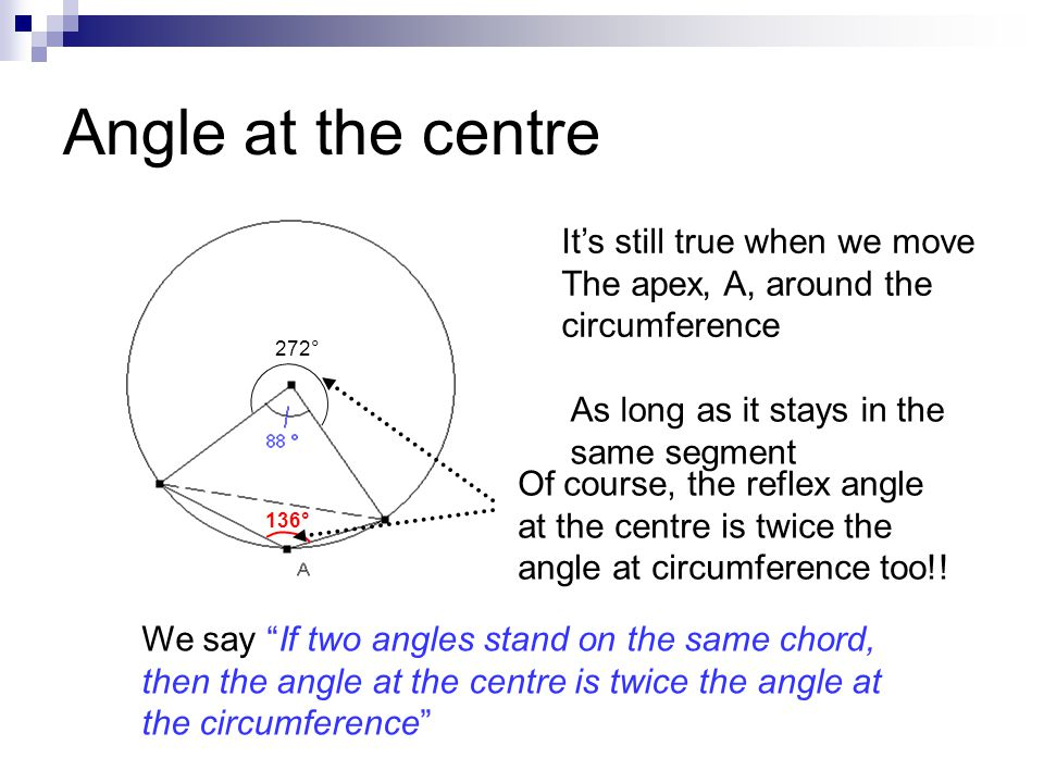 Circle Theorems Ppt Video Online Download
