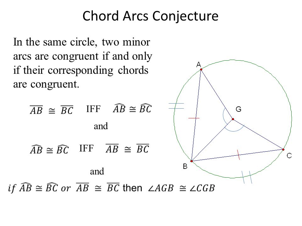 Lesson 62 Properties Of Chords Ppt Video Online Download