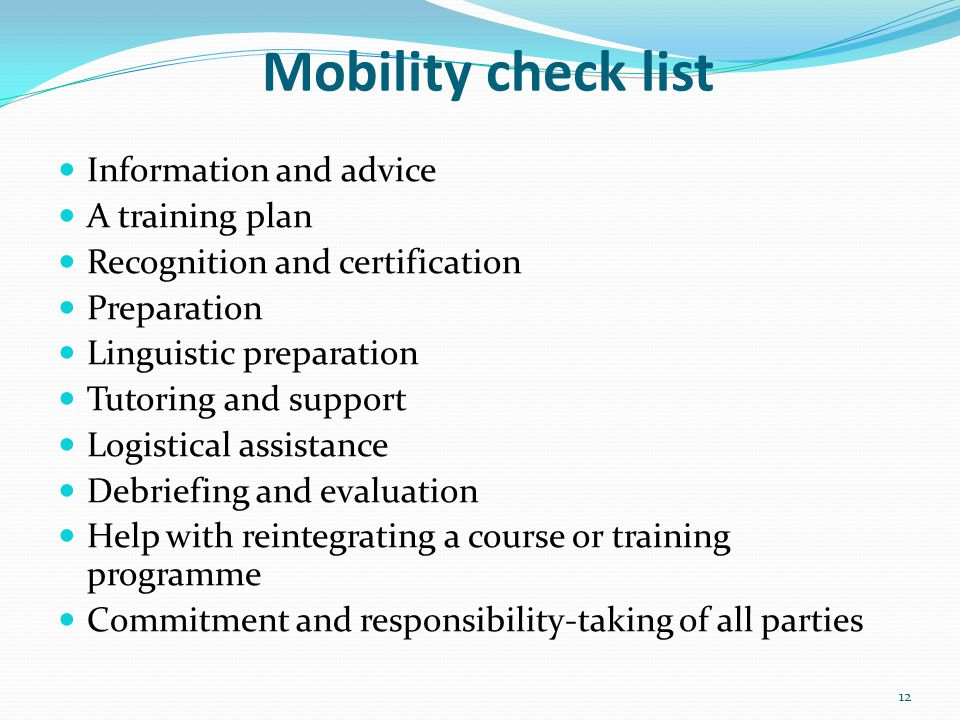 Advantages And Disavantages Of The Mobility Riga June 8th Ppt