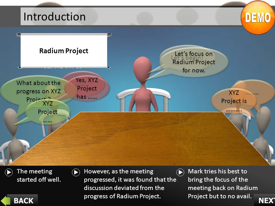 Introduction Radium Project Let's begin!