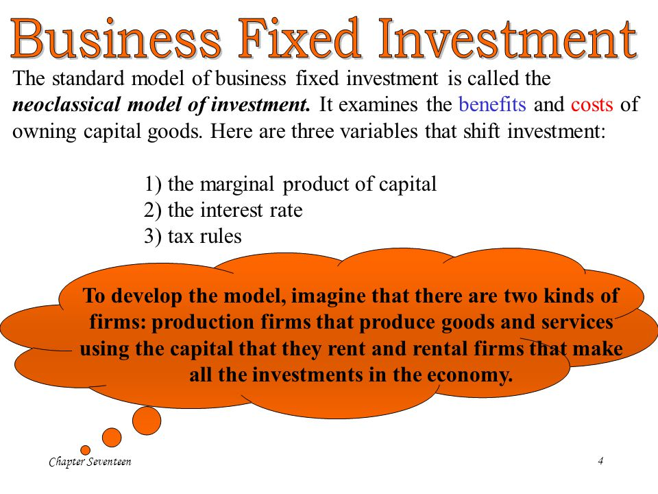 fixed business investment definition