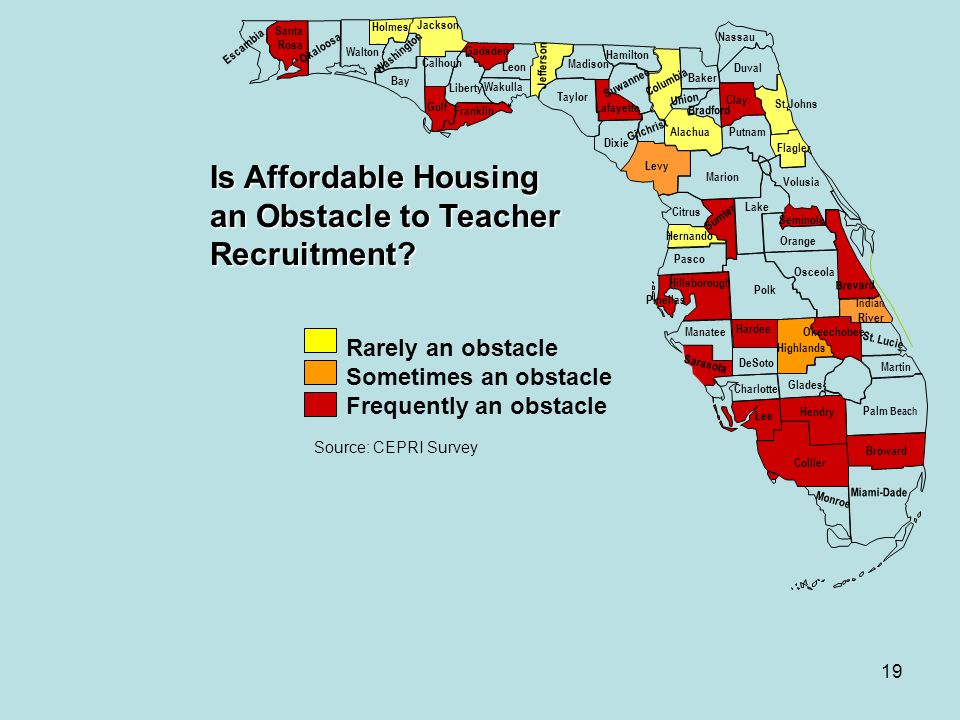 Is Affordable Housing an Obstacle to Teacher Recruitment