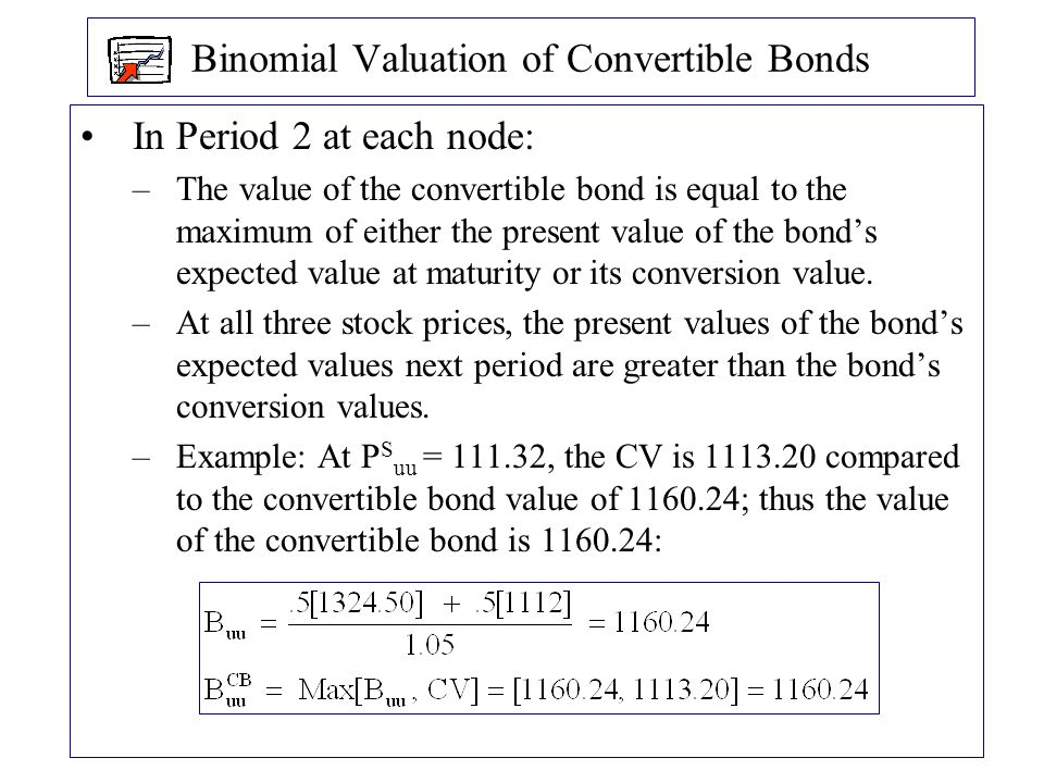 Chapter 9 Binomial Interest Rate Trees And The Ppt Download
