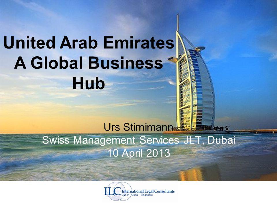 Urs Stirnimann Managing Partner ILC International Legal