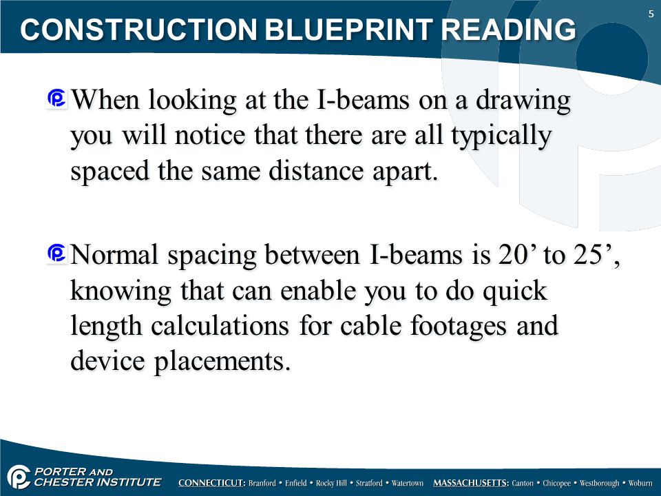 Construction blueprint reading ppt video online download construction blueprint reading malvernweather Choice Image