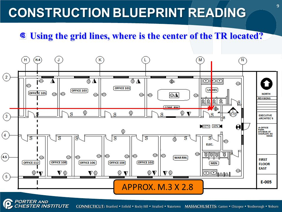 Construction blueprint reading ppt video online download construction blueprint reading malvernweather Images