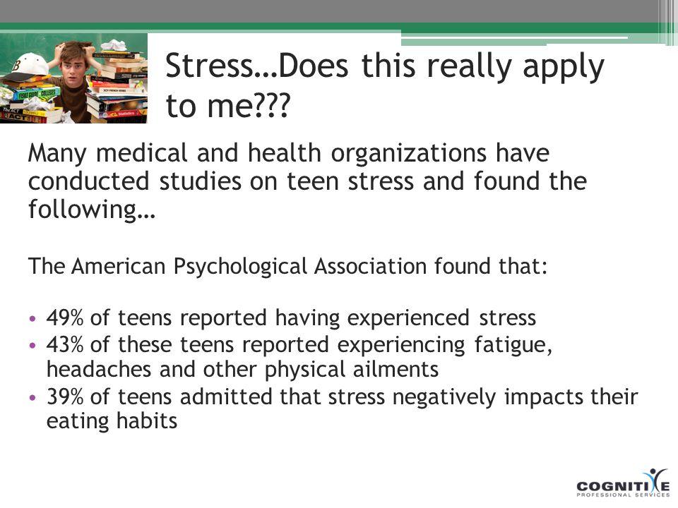 4 Stress…