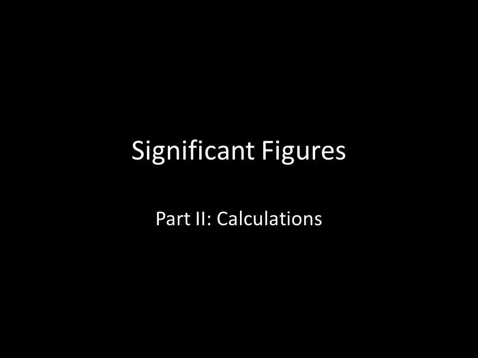Significant Ures Part Ii Calculations Ppt Download. 1 Significant Ures Part Ii Calculations. Worksheet. Chem Skills Worksheet Significant Figures Calculations At Clickcart.co