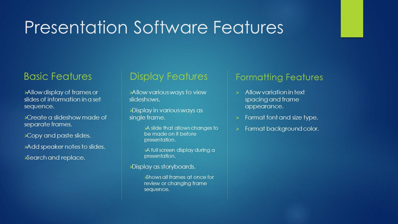 Basic Software Suite in the Classroom - ppt video online