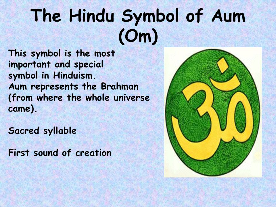 Li To Know Some Hindu Symbols Ppt Video Online Download