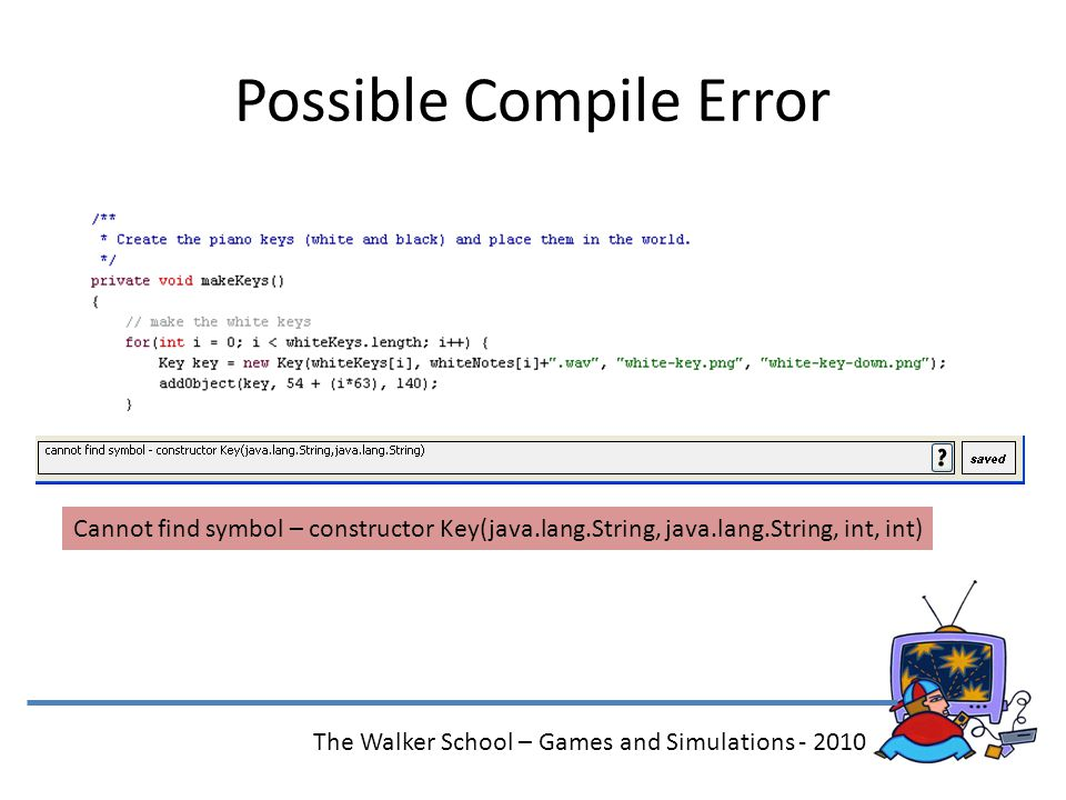 Games And Simulations O O Programming In Java The Walker School