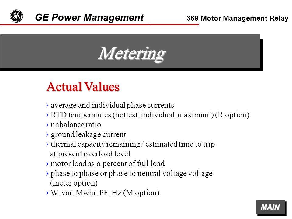 g ge power management 369 motor management relay ppt video online rtd temp sensor wiring 369 rtd wiring diagram #9