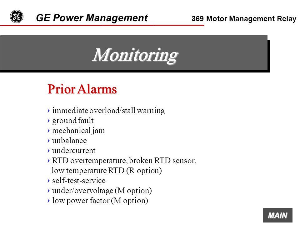 g ge power management 369 motor management relay ppt video online rh slideplayer com