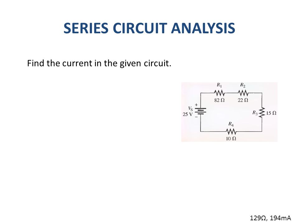 Previous Lecture Energy And Power Power In An Electric Circuit Ppt