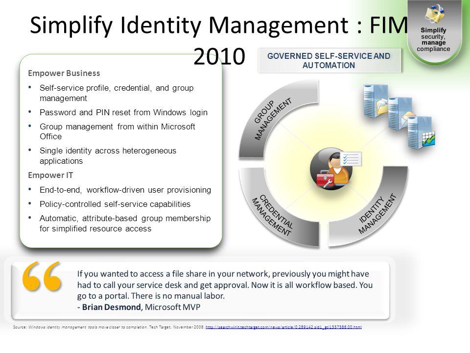 Burton group identity management 5